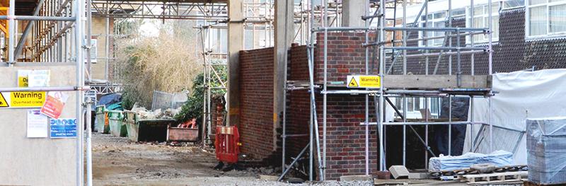 Construction Management, Devco Property